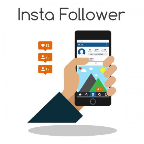 Insta Follower – Aumenta i tuoi seguaci di Instagram in modo naturale