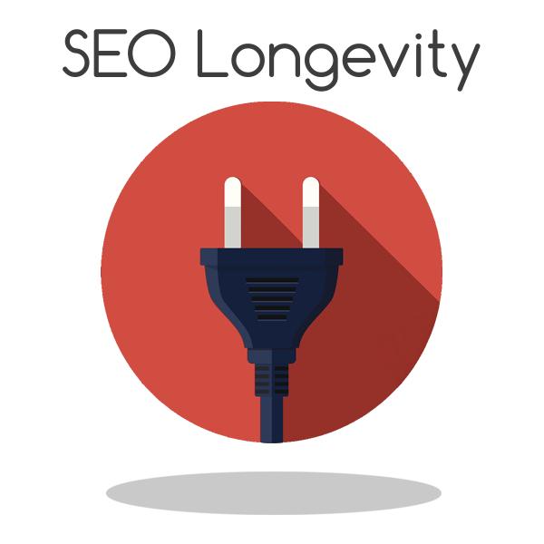 SEO Longevity - 30 nuovi backlink ogni mese da fonti diverse